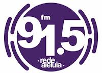 Rede Aleluia FM 91,5 de Manaus AM