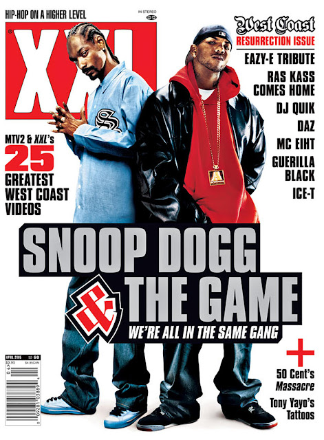Snoop Dogg & The Game, One Crip, One Blood, The Reunion #PMRC PunkMetalRap.com