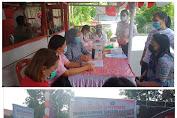Desa Beringin Terima Tim Penilai Posko C19 Kampung Tangguh