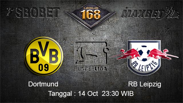 PREDIKSIBOLA - PREDIKSI TARUHAN BOLA DORTMUND VS RB LEIPZIG 14 OCTOBER 2017 (BUNDESLIGA)