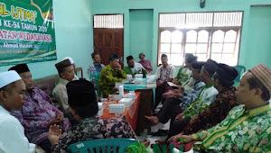 MWCNU Kawedanan Juwana Koordinasi Sinergi Program