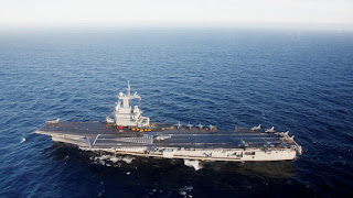 Kapal Induk Perancis Charles de Gaulle