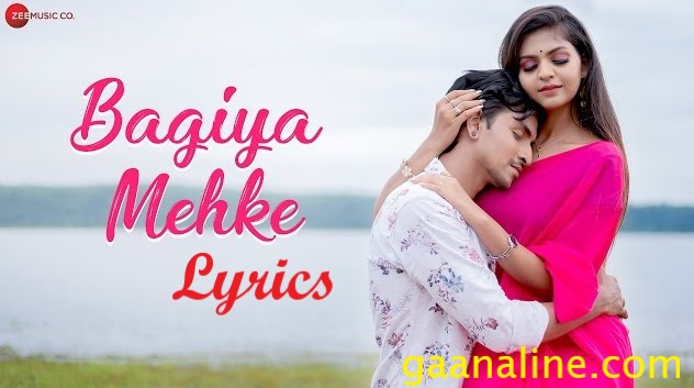 Bagiyaa Mehke Cg Song Lyrics – Rishiraj Pandey.