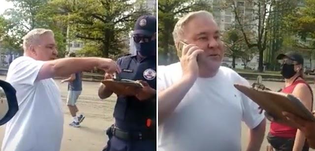 Desembargador que humilhou guarda de Santos é condenado