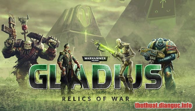 Download Game Warhammer 40000: Gladius Relics of War Full Crack