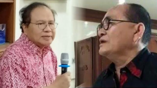 Marah Gara-gara Ruhut 'Hina' Pigai, Rizal Ramli: Macam Sudah Hebat Kali Si Poltak Ini?