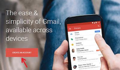 bagaimana cara membuat email di google