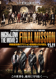 Download film High & Low The Movie 3 : Final Mission (2017) Gratis Full Movie Sub Indo