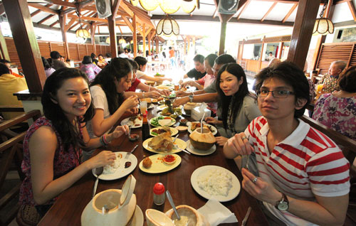 Pondok Laguna of Jakarta to Try Indonesian Cuisines