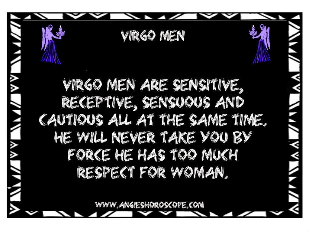 Virgo Men 116