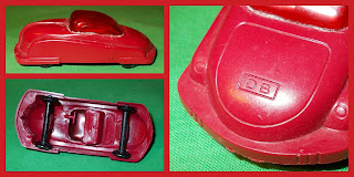 Bubble Gum Container; Bubble Gum Novelties; Candy Container; DB Toys; Dillon Beck; Future Cars; Futurecar; Novelty Candy Container; Novelty Toy; Old Plastic Toys; Old Space Toys; Small Scale World; smallscaleworld.blogspot.com; Space Cars; Space Fighter; Space Toys; Space Vessel; Spacecar; Spaceship; Vintage Celluloid; Vintage Plastic; Vintage Styrol; Vintage Toys; Wannatoys;