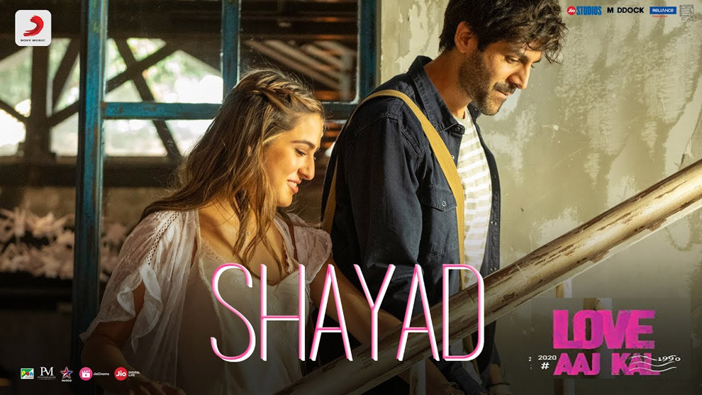 Shayad - Love Aaj Kal - Song - Lyrics - Arijit SIngh