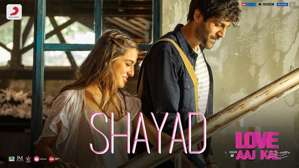 Shayad (Love Aaj Kal) Guitar Chords and Strumming Pattern