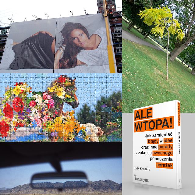 """""""Ale Wtopa!"""" Erika Kesselsa to zaskakująca i wywrotowa książka o tym, że błędy to zwiastuny sukcesu"""
