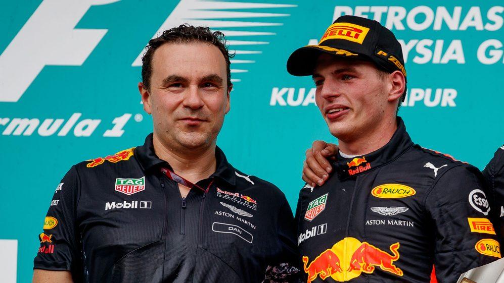 A Red Bull anuncia a saída do chefe da aeronáutica Dan Fallows para se juntar à Aston Martin como Diretor Técnico