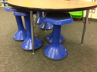 flexible seating stools