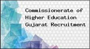 Commissionerate Of Higher Education Gujarat Recruitment For 966 Asst Professor Posts 2019