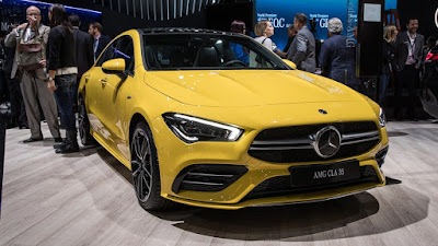 2020 Mercedes Benz AMG CLA35 Review, Specs, Price