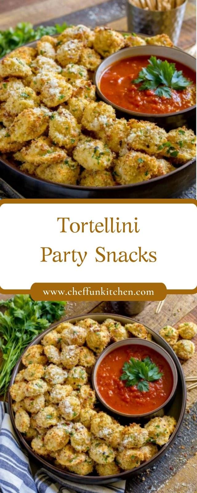 Tortellini Party Snacks
