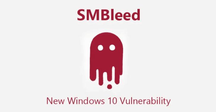 SMBleed Vulnerability