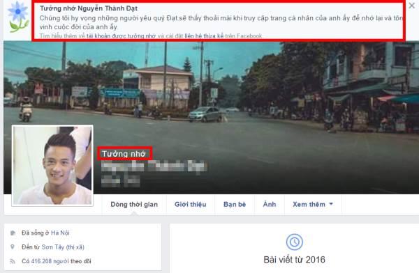 Sau 49 ngày mất, Facebook Đạt Cỏ xuất hiện điều 'kỳ lạ' này khiến ai cũng giật mình