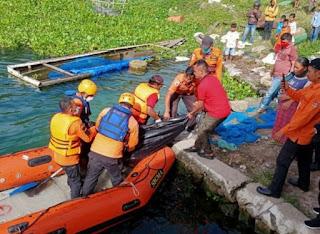 Terhempas Ombak saat Naik Sampan di Danau Toba, Warga Humbahas Pulang Tak Bernyawa