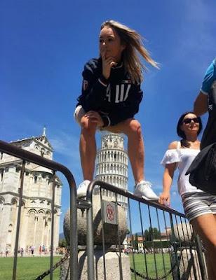 Pisa Kulesi fotoğrafları