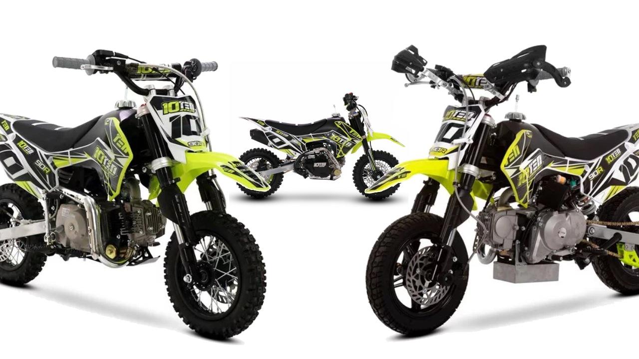 90R Dirt Bikes