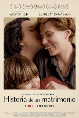 Poster de Historia de un matrimonio