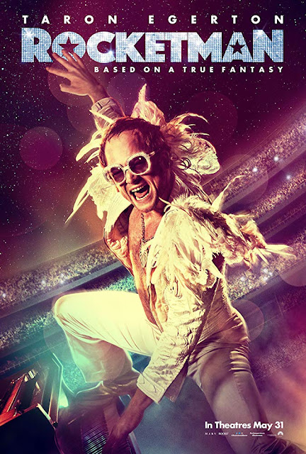 Rocketman 2019 movie poster