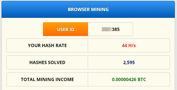 hash rate minerar freebitcoin hashes minning bitcoin