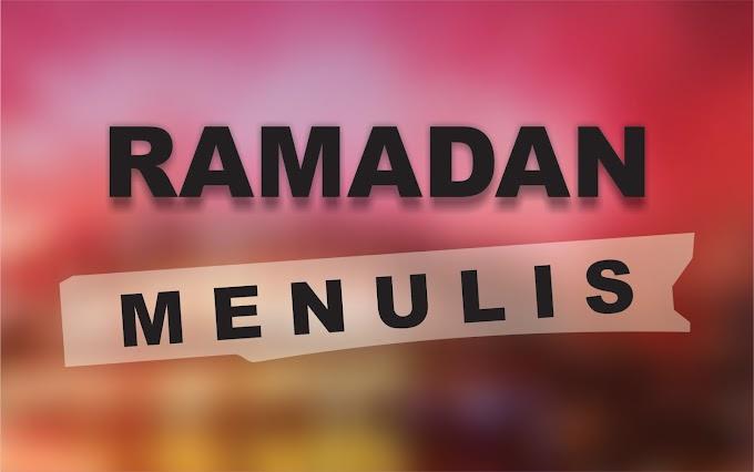 Tuliskan Pengalaman Ramadan Kamu di Sini