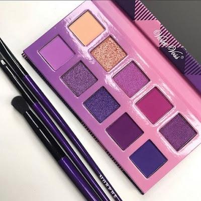 Violet Voss purple palette