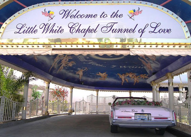 Casamento White Chapel Las Vegas