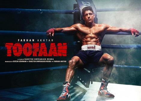 Download Toofaan (2021) Hindi 720p + 1080p WEB-DL MSubs