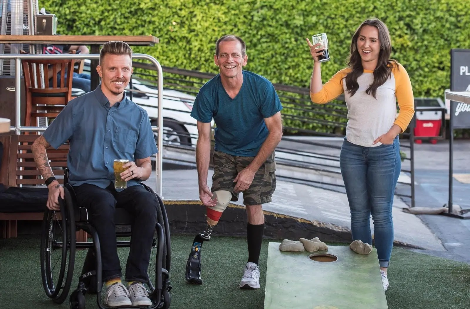 Disabled Adults In Australia