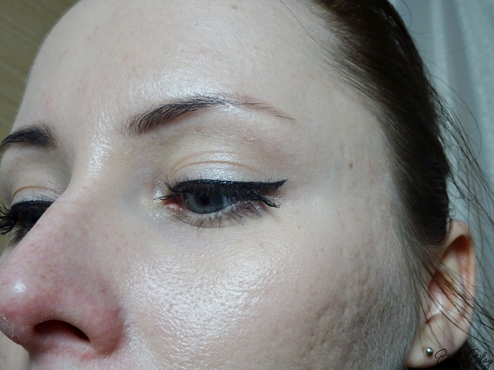Lumene CC Cream krem CC efekt na skórze recenzja przed i po