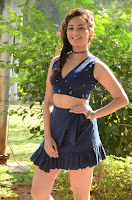 Seerat Kapoor Stunning Cute Beauty in Mini Skirt  Polka Dop Choli Top ~  Exclusive Galleries 014.jpg