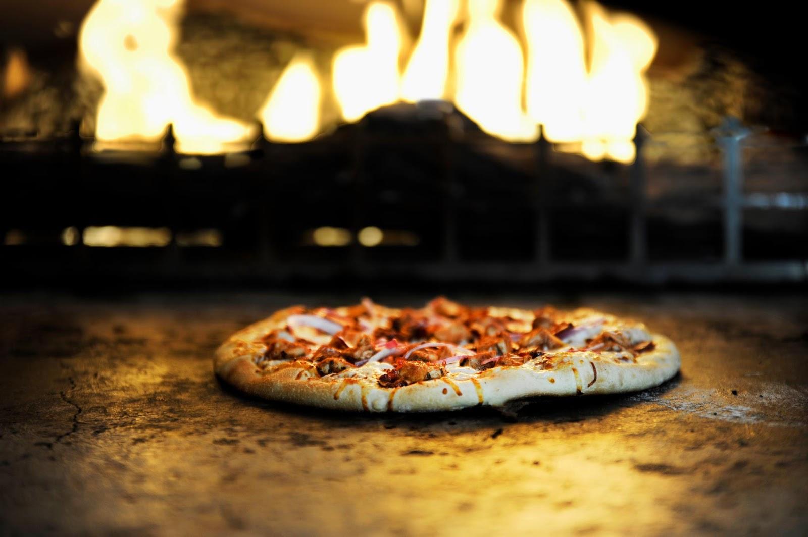 California Pizza Kitchen Plain Pizza