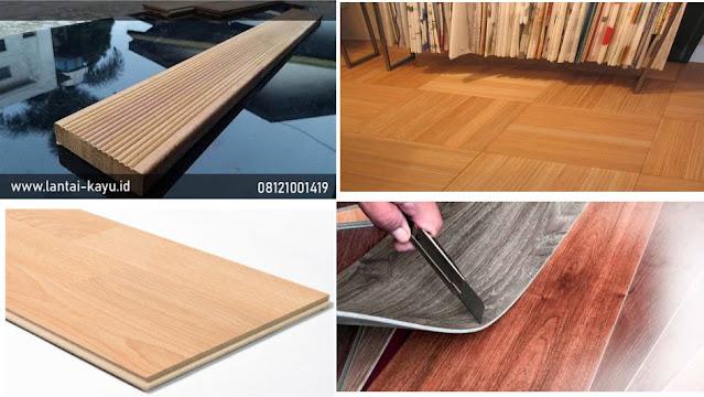 alternatif selain lantai keramik