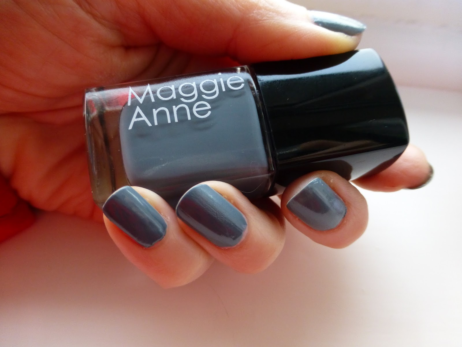 Beck\'s Bunny Free Beauty: Review: Maggie Anne Nail Polish