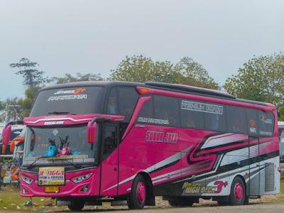 Bus Subur Jaya Escalade
