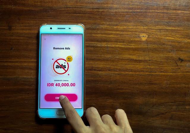 gopay untuk bayar app di android