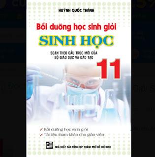 Bồi Dưỡng Học Sinh Giỏi Sinh Học Lớp 11 ebook PDF-EPUB-AWZ3-PRC-MOBI