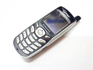 Hape Jadul Samsung SGH-X600 Jadul Mulus Kolektor Item