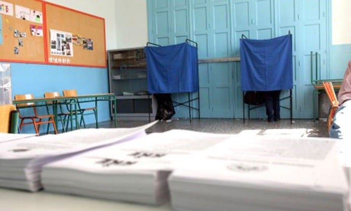 Ανοίγουν οι κάλπες - Πως ψηφίζουμε σήμερα
