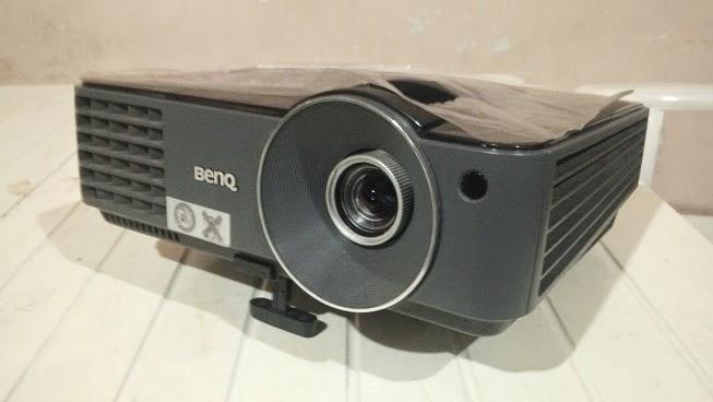 benq ms500p proyektor second