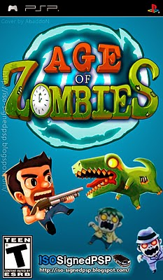 Age of Zombies PSP