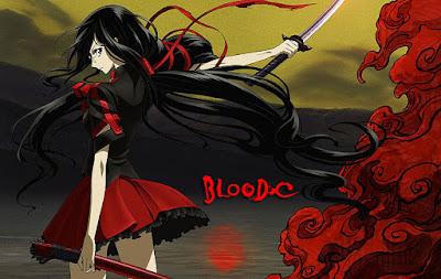 Sinopsis Anime Blood-C