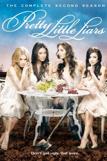 Pretty Little Liars 2ª Temporada Torrent - BluRay 720p Dublado